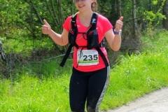 II Półmaraton Górski Pogórzanin, 1-05-2016