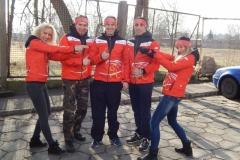 XIV Półmaraton Marzanny, 19.03.2017