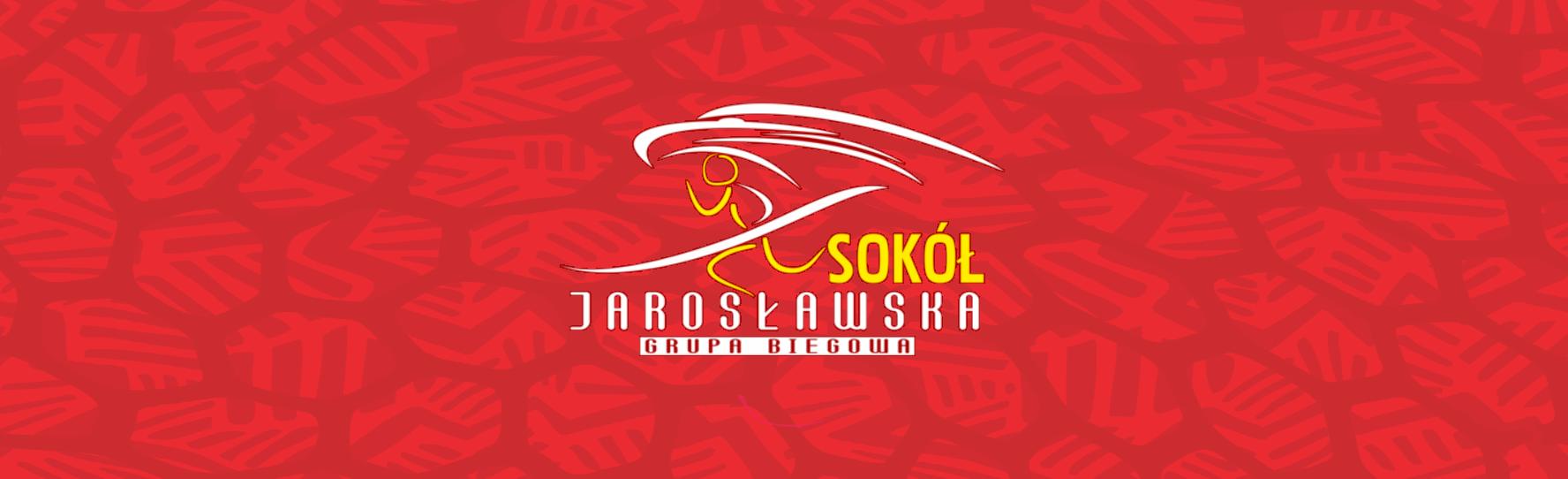 """Strona Stowarzyszenia Jarosławskiej Grupy Biegowej """"Sokół"""""""